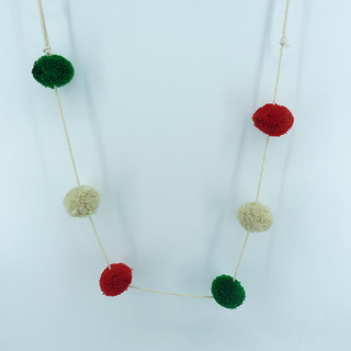 Pom Pom Christmas Decor 391299