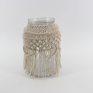 Macrame Jar Cover 1820906
