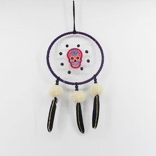Halloween Decor Feather Dream Catcher 1820231
