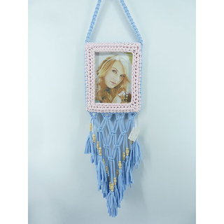 Macrame Photo Frame 1821381