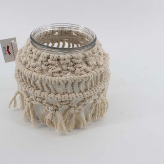 Macrame Jar Cover 1810068