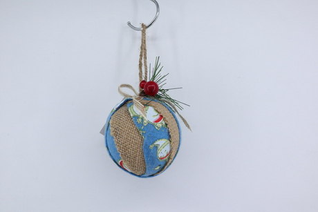 Christmas Wall Hanging Ball Decoration 2020161