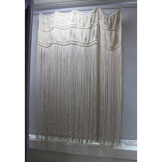Macrame Wall Hanging Curtain 1820927